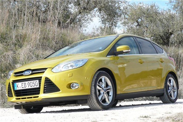 Ford Focus 1.0 Eco 2012 F34