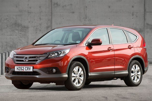 Honda CRV 2012 62 Reg F34 Low Res