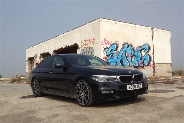 BMW G30 530d Graffiti Lead Pic Low Res