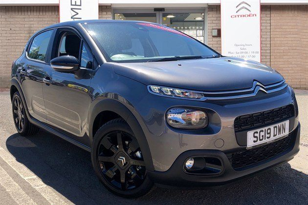 CITROEN__C3__PURETECH_FEEL_NAV_EDITION__PETROL__GREY__2019__SA19DWN-e 01