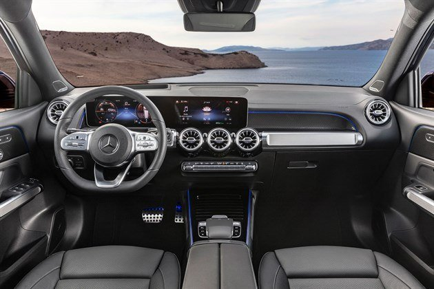 Mercedes -Benz -GLB-2