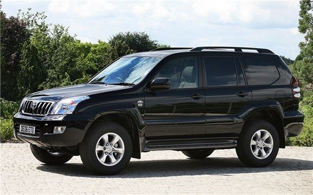 Toyota Land Cruiser 2003-2009
