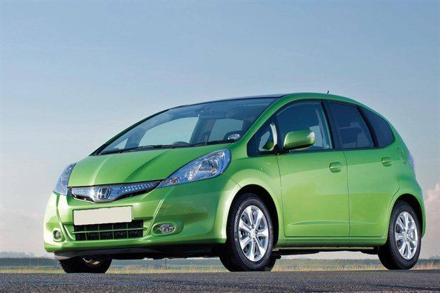 Honda Jazz Hybrid UK F34 Retouched