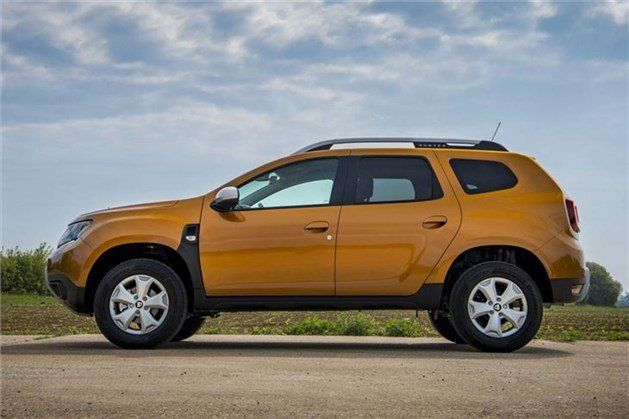 Dacia Duster 2018 Side