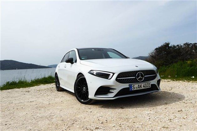 MB A200 2018 White F34 Static Lead Copy 2