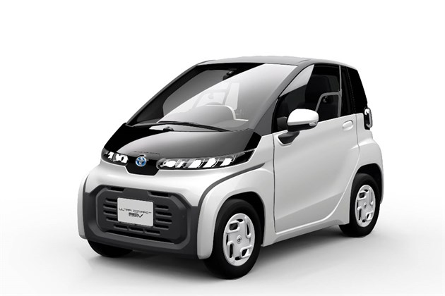 Toyota Ultra -compact BEV 2020