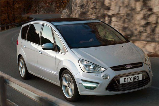 Ford S Max 2010 F34 Undating Plate