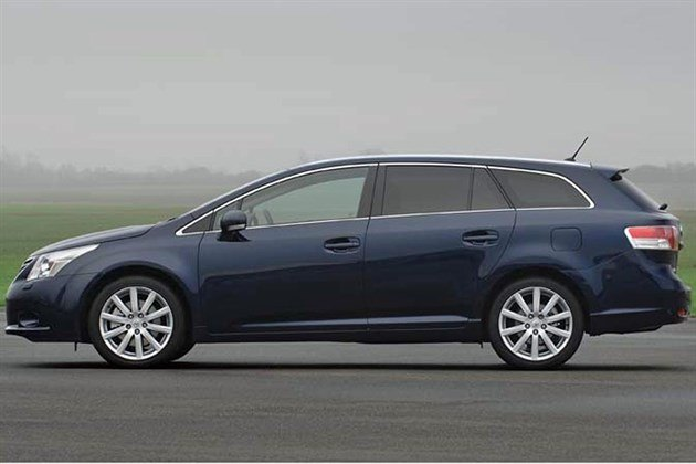 Toy Avensis 09-58 Wag Side 700