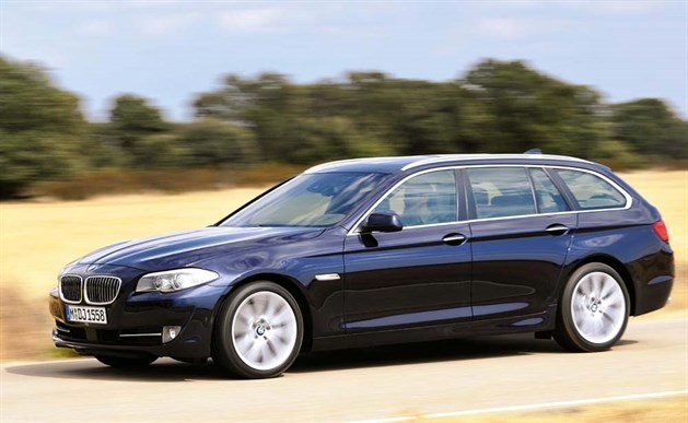 BMW F11 5-Series Touring Side Copy