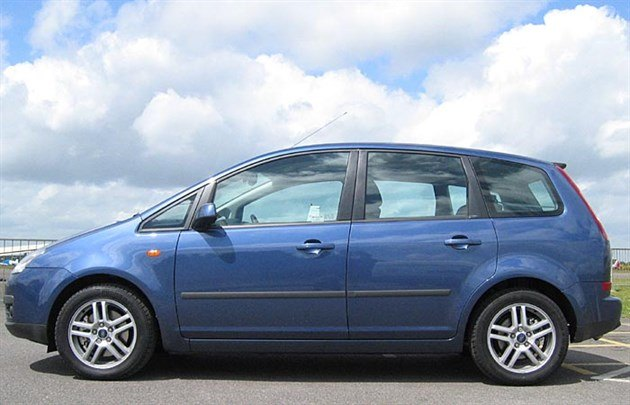 Ford C-Max LT Side 700