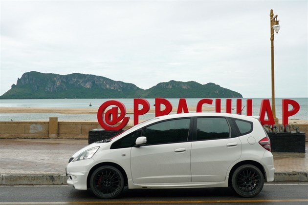 Honda Jazz Prachaup 1 Copy