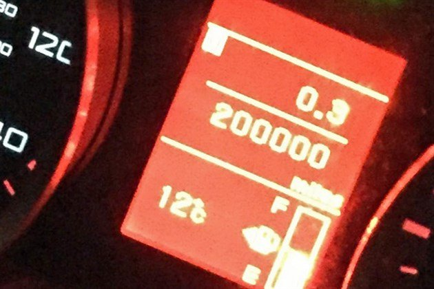 200,000 Miles On Mitsubishi Lancer