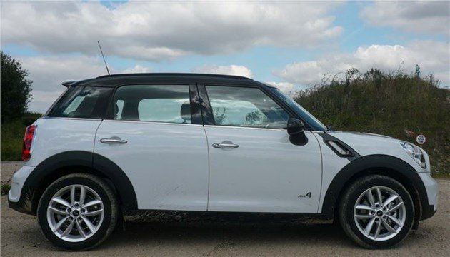 MINI Countryman 2011 Side