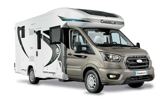 Ford Transit Chausson Motorhome 2020