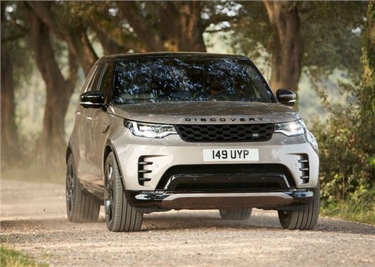 Land Rover Disco 2021