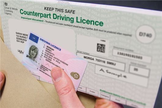 At for licence www free gov 70 driving renew uk UK Driving