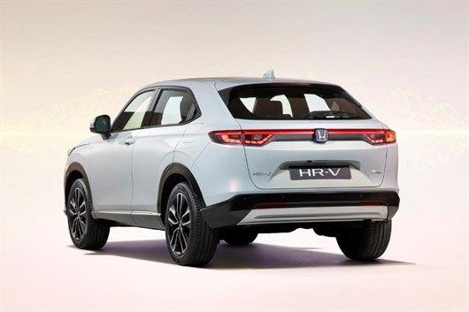 Honda HR-V 2021 2