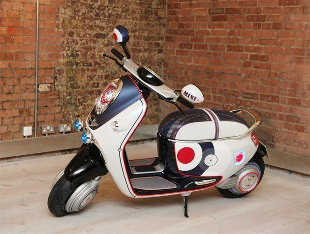 MINI Scooter E (4)