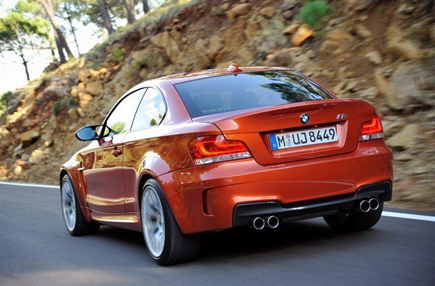 BMW 1 Series M Coupe (4)