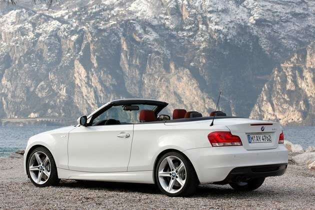 BMW 1 Series Convertible (2)
