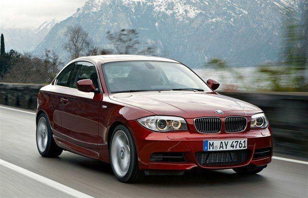 BMW 1 Series Coupe (1)