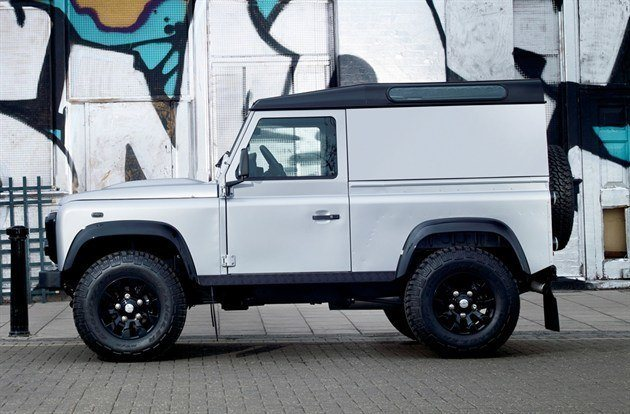Land Rover Defender X-Tech(5)