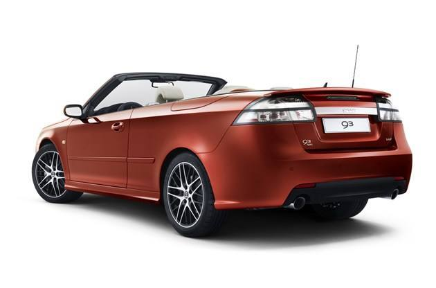 Saab 9-3 Convertible Independence Edition (2)