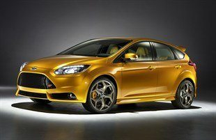 New Ford Focus ST (1)