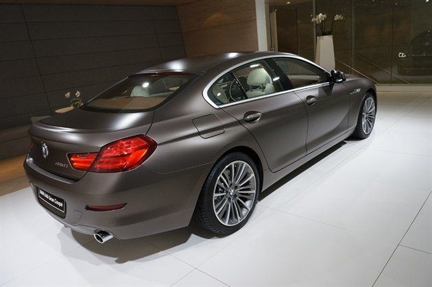 BMW 6 Series Gran Coupe (4)
