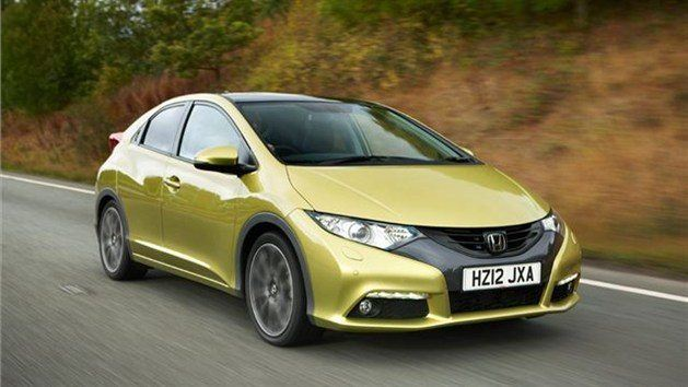 Honda Civic 2012 (1)