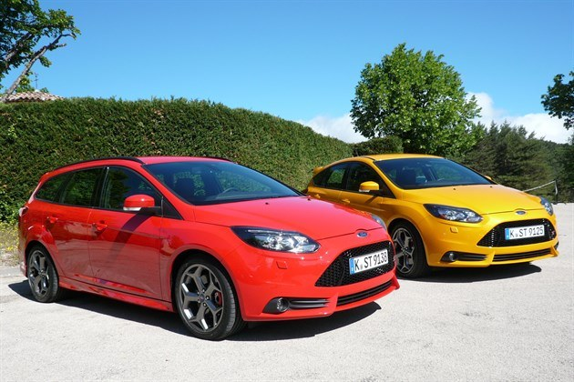 Ford Focus ST 2012 Pair Front