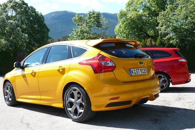 ford focus st  road test road tests honest john