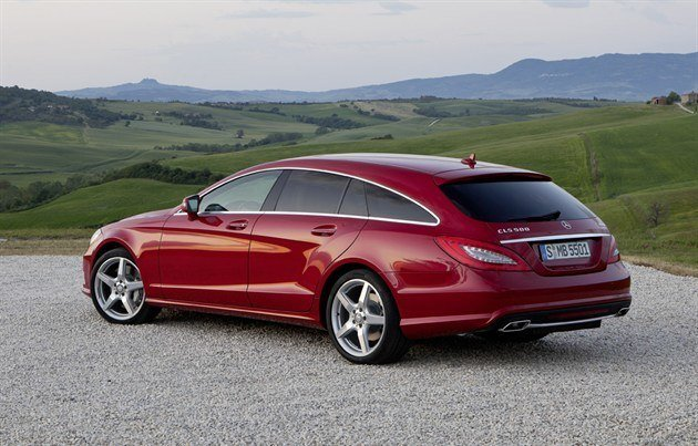 Mercedes -Benz CLS Shooting Brake (2)
