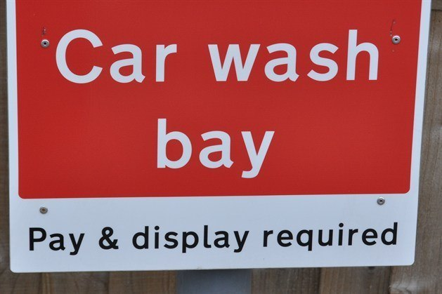 Parking Pay & Display Carwash