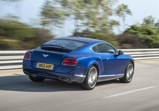 Bentley Continental GT Speed (3)