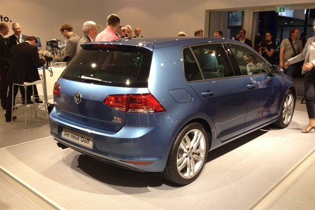 Volkswagen Golf Unveil (1)
