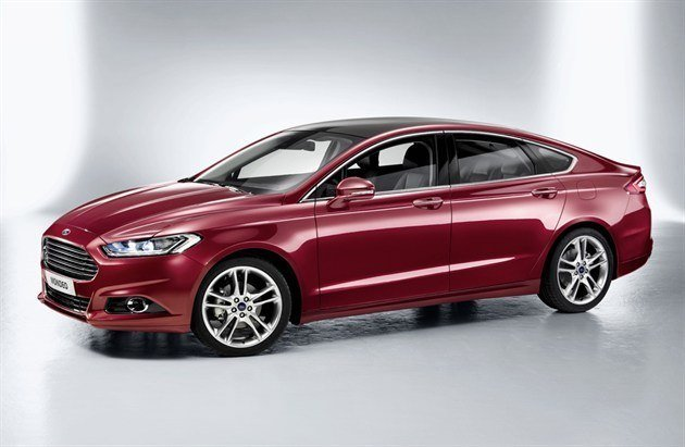 Ford Mondeo 2013 (1)