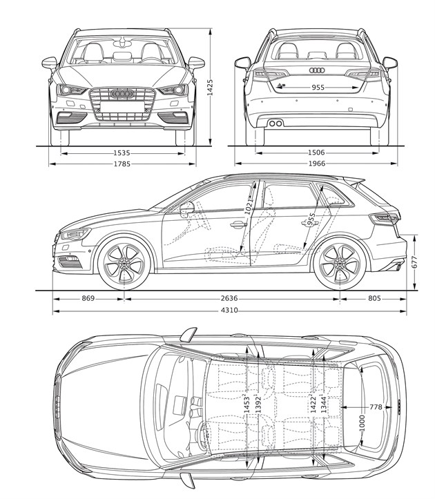 Audi A3 Sportback 2013 Road Test