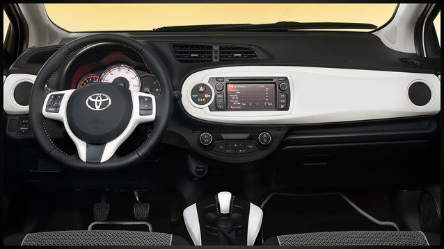 Toyota announces 2013 Yaris Trend  Motoring News  Honest John