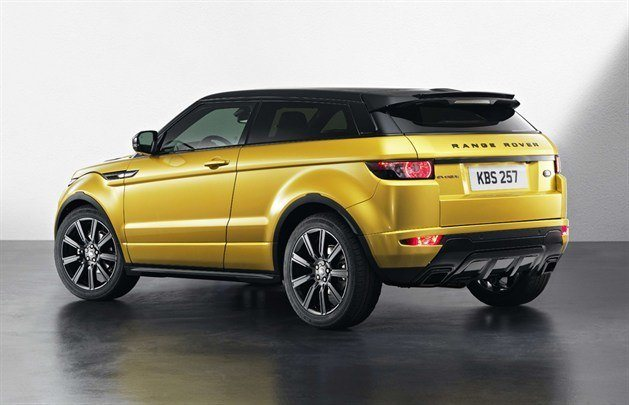 Range Rover Evoque Black Design (6)