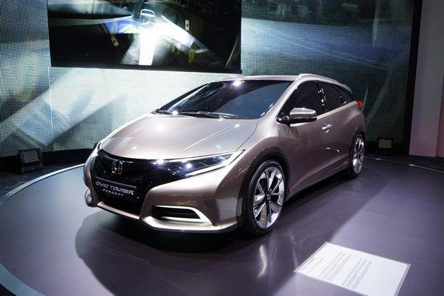 Honda Civic Tourer Concept (1)