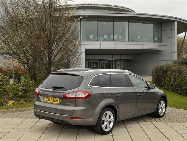 Ford Mondeo Titanium X Business Edition (2)