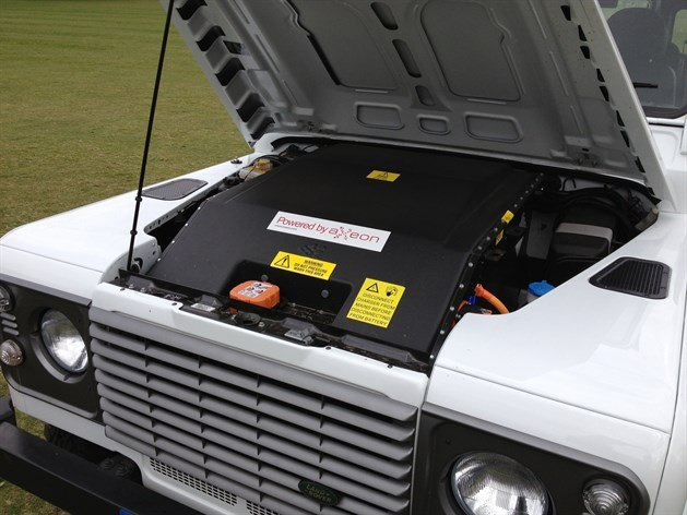 Land Rover Defender Electric (3)