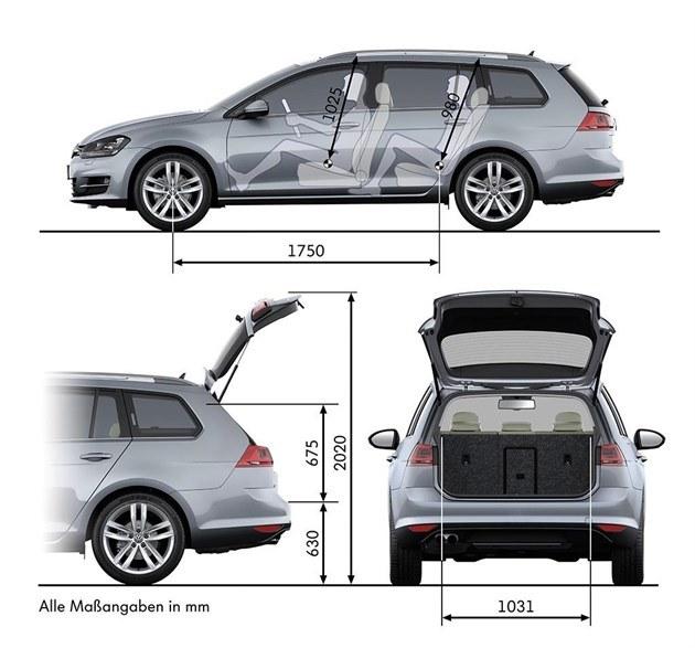 Volkswagen Golf Mk VII 2013 Road Test