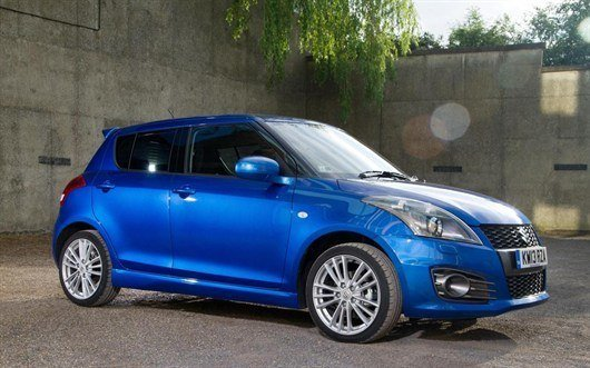 Swift Sport 5dr