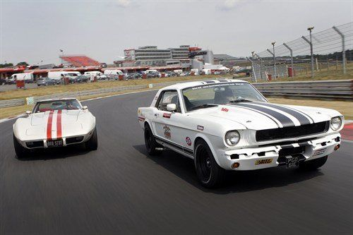 Classic American Muscle Track