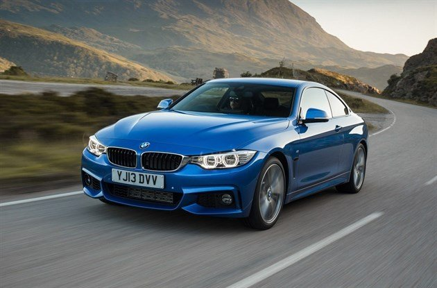 BMW 4 Series Coupe (16)
