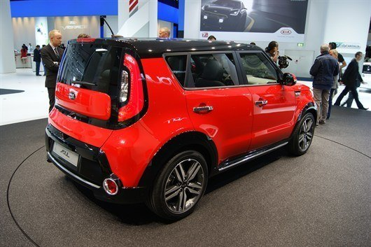 Honda Paint Recall >> Kia Soul makes European debut | Motoring News | Honest John