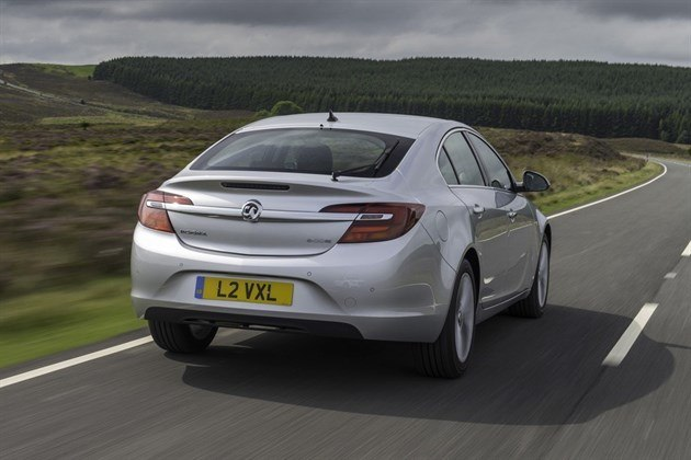 Vauxhall Insignia Facelift (20)