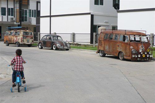 VW T1 And T2s Gusto